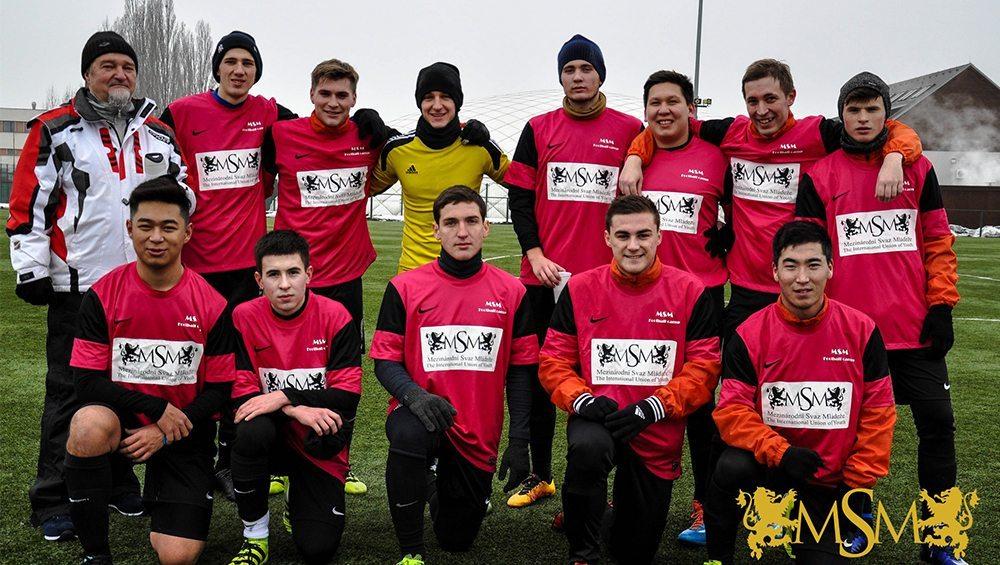 Футбольные сборы для команд