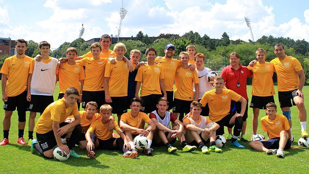 Летний Футбольный Лагерь