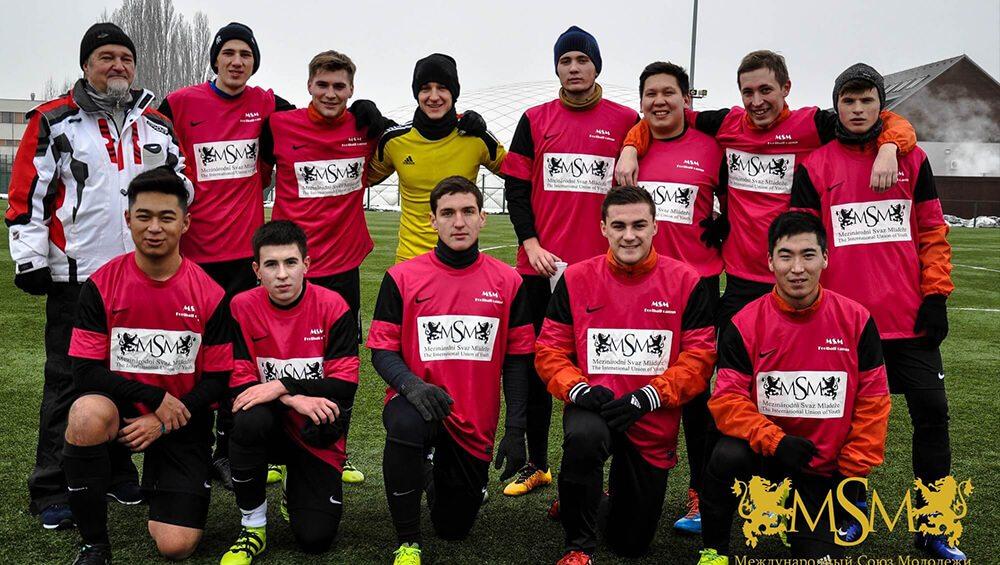 Football Team Camp