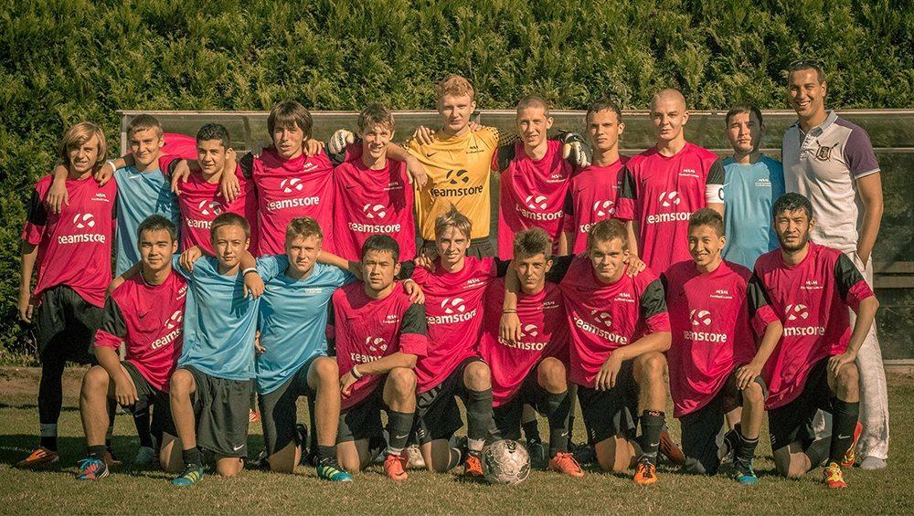 Полугодовая футбольная академия