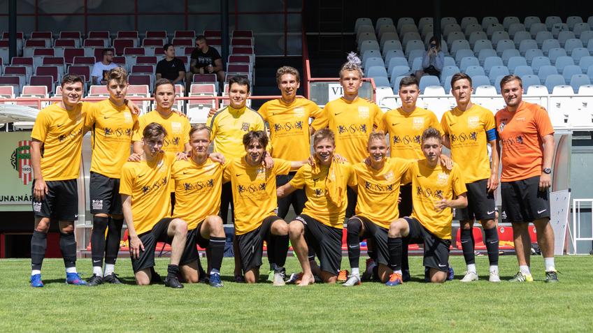 ТОВАРИЩЕСКий МАТЧ. VIKTORIA ZIZKOV PRAGUE — FC MSM ACADEMY.